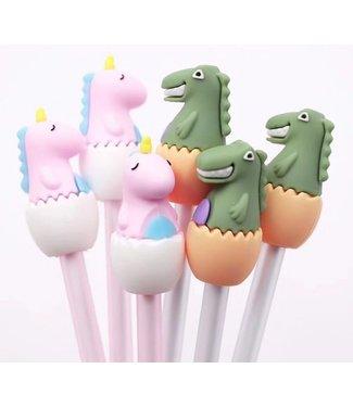 BC USA Baby Unicorn Dino Gel Pen