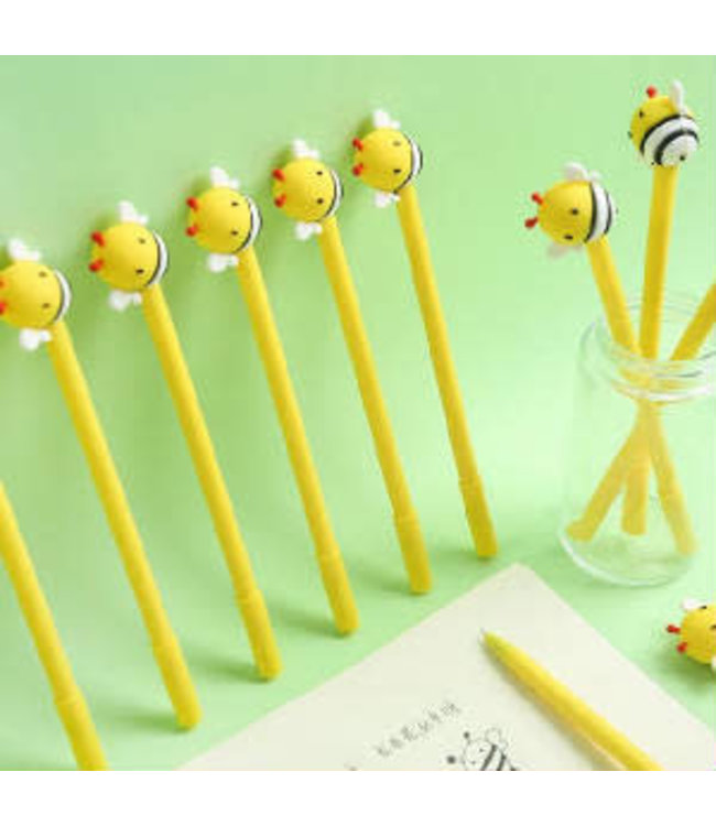 BC USA Bee Gel Pen