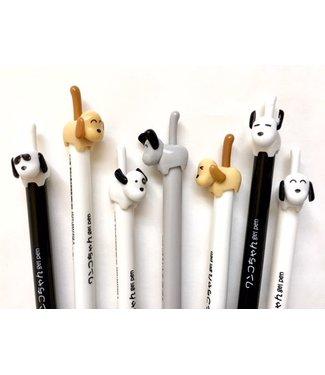 BC USA Dog Tail Gel Pen