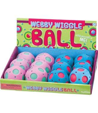 Toysmith Webby Wiggle Ball