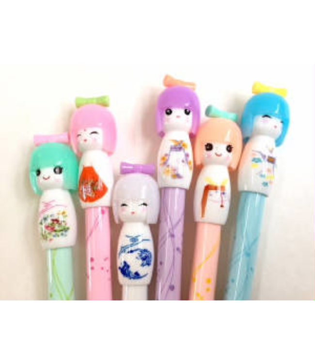 BC USA Kokeshi Gel Pen