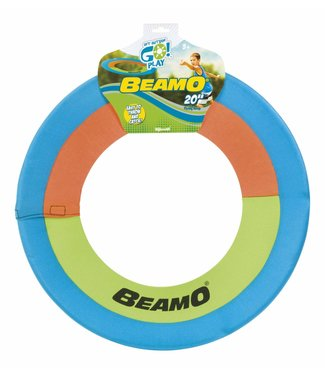 Toysmith Beamo Flying Hoop 20""