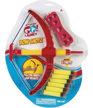 Toysmith Bow Shotz Foam Darts and Bow Set