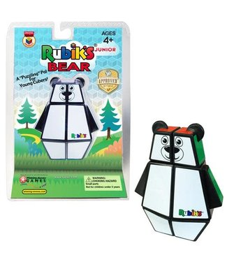 Winning Moves Games Rubik's Junior Bear