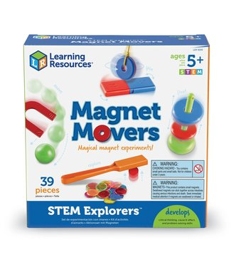 Learning Resources STEM Explorers Magnet Movers
