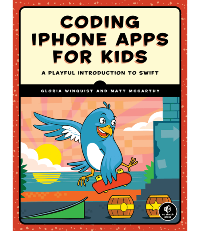 Penguin Random House Coding iPhone Apps for Kids: A Playful Introduction to Swift