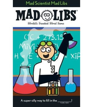 Penguin Random House Mad Scientist Mad Libs