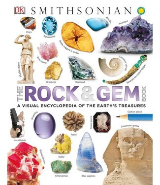 Penguin Publishing The Rock and Gem Book