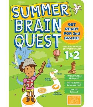 Summer Brain Quest: Between Grades 1&2