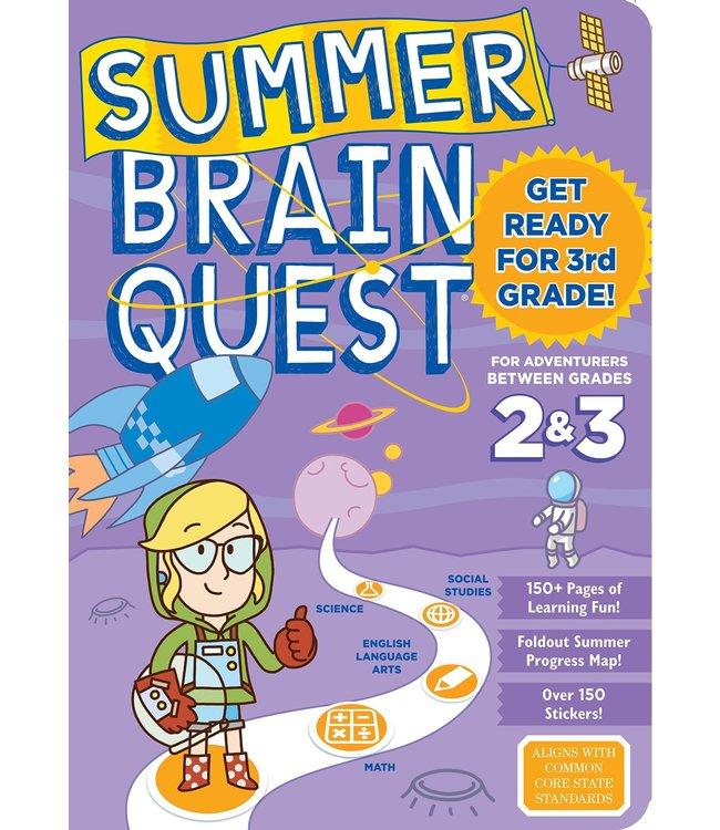Summer Brain Quest: Between Grades 2&3