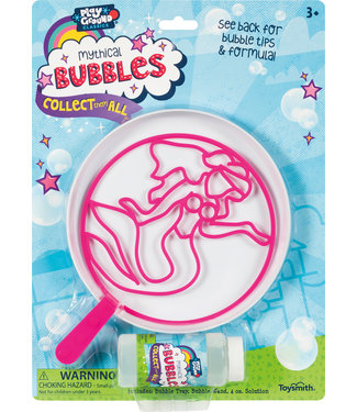 Toysmith Mythical Bubbles