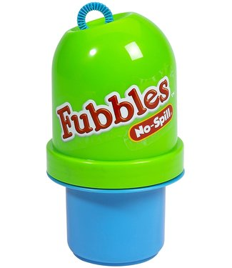 Little Kids Fubbles No Spill Bubble Tumbler- L