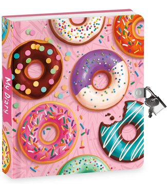 Peaceable Kingdom Donut Diary