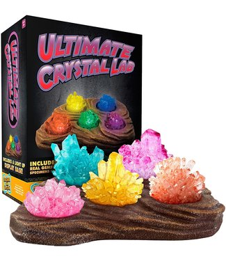Discover with Dr. Cool Ultimate Crystal Lab