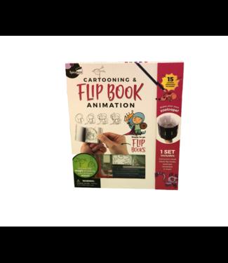 SpiceBox Cartooning & Flip Books