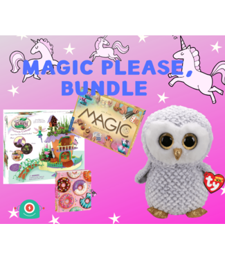 iSpark Toys Magic Please, Bundle