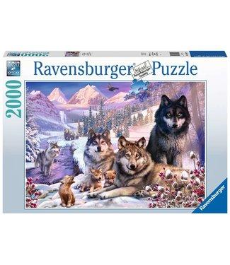 Ravensburger Wolves - 2000pc
