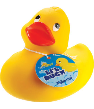 "Toysmith 3 1/2"" Li'l Duck"