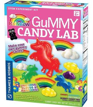 Geek & Co. Science Rainbow Gummy Candy Lab