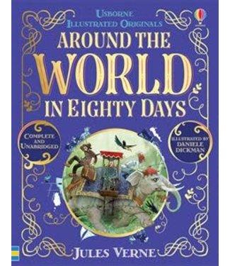 Usborne Around the world in 80 days
