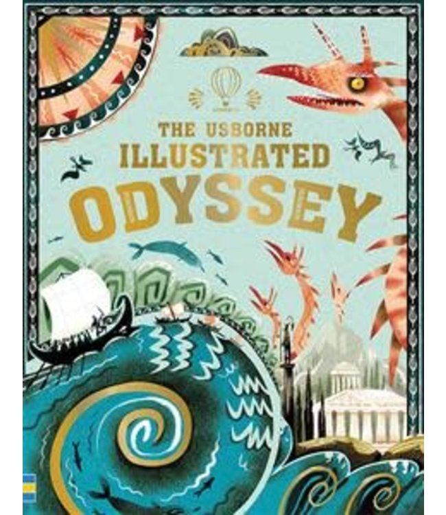 Usborne The Illustrated Odyssey