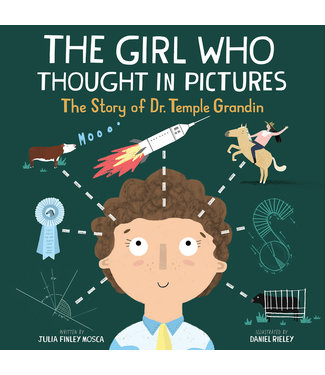 Innovative Press The Girl Who Thought in Pictures: The Story of Dr. Temple Grandin