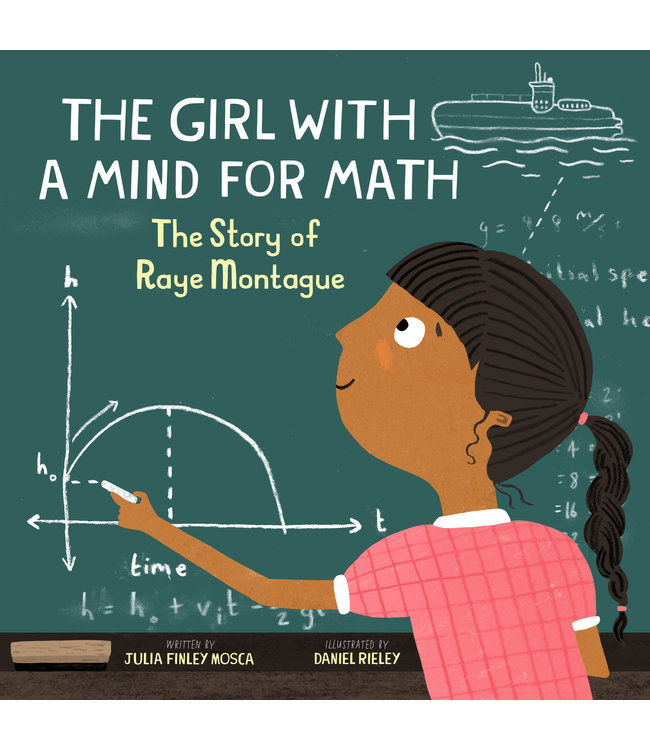 Innovation Press The Girl With a Mind for Math: The Story of Raye Montague