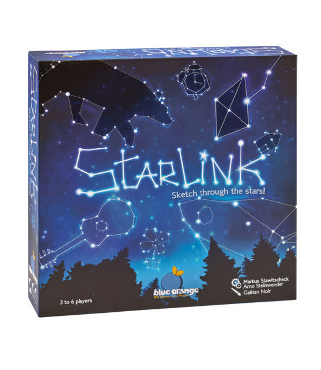Blue Orange Starlink