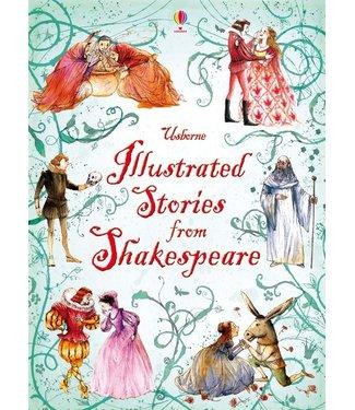 Usborne Illustrated Stories of Shakespeare