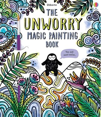 Usborne Magic Painting Book- Unworry