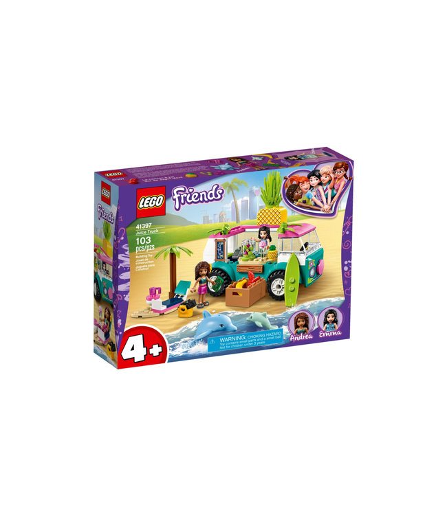 LEGO LEGO Friends Juice Truck 41397