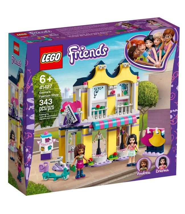 LEGO LEGO Friends Emma's Fashion Shop 41427