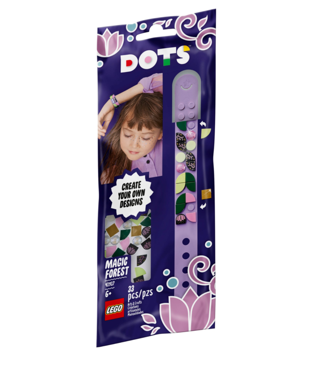 LEGO LEGO Dots Magic Forest Bracelet 41917