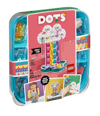 LEGO LEGO Dots Rainbow Jewelry Stand 41905