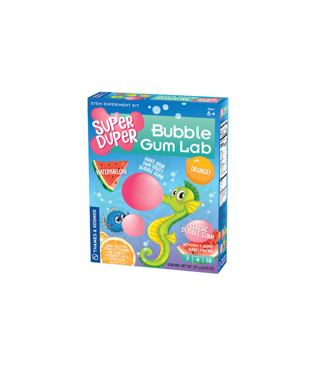 Geek & Co. Science Super Duper Bubble Gum