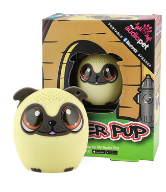 MyAudioLife Power Pup the Pug Puppy 5.0