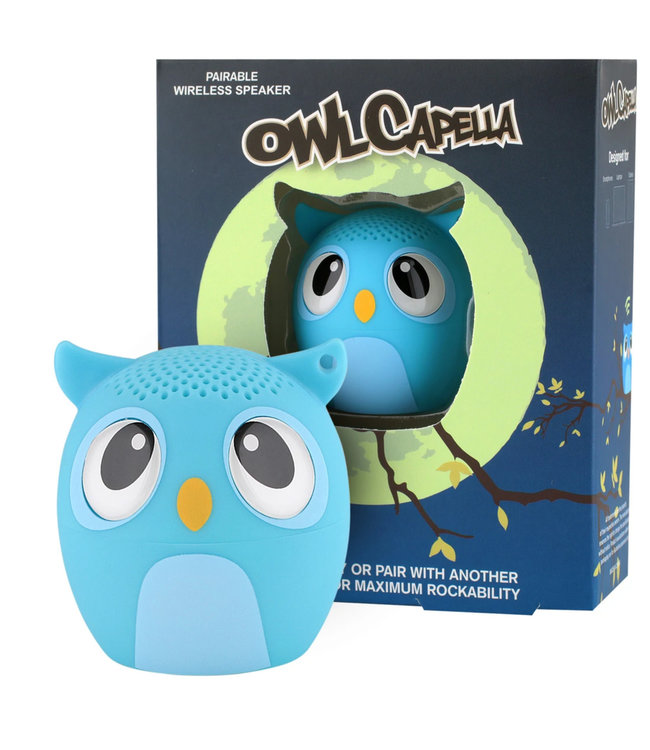 MyAudioLife OwlCapella Blue the Owl 5.0