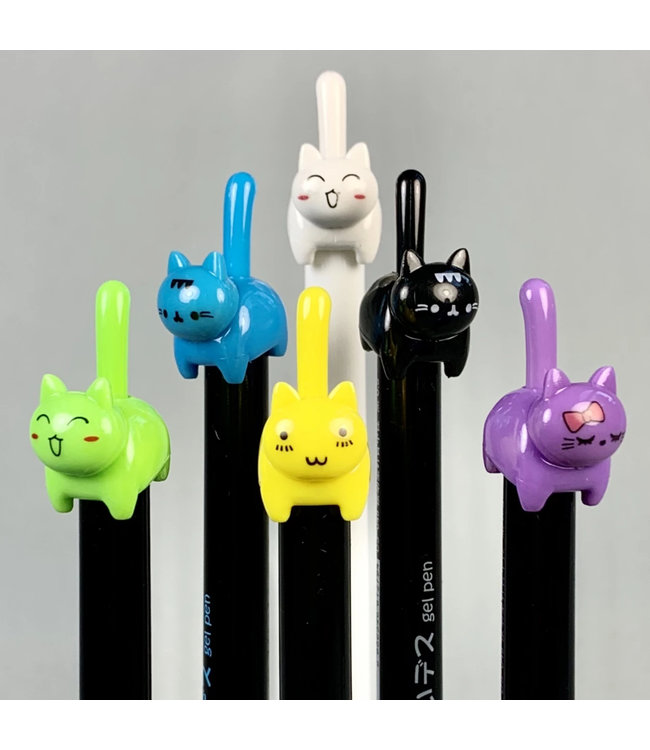 BC USA Cat Tail Gel Pen