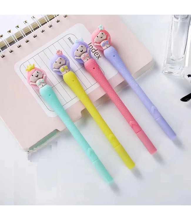 BC USA Mermaid Gel Pen