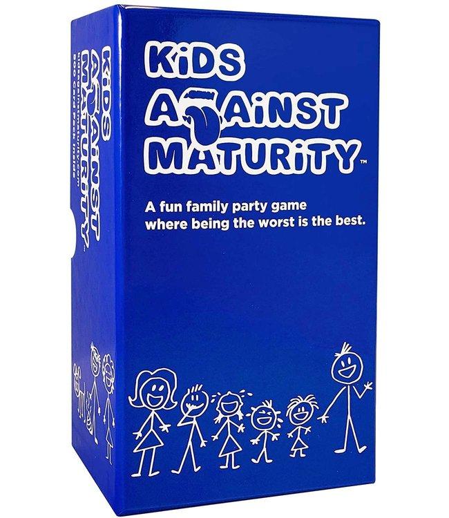 Kids Against Maturity Kids Against Maturity