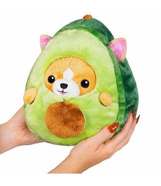 """Squishable Undercover Corgi in Avocado 7"""""""