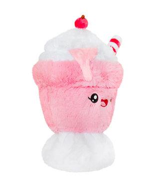 "Squishable Mini Strawberry Milkshake - 7"""