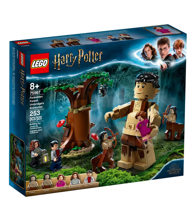 LEGO Forbidden Forest: Umbridge's Encounter 75967