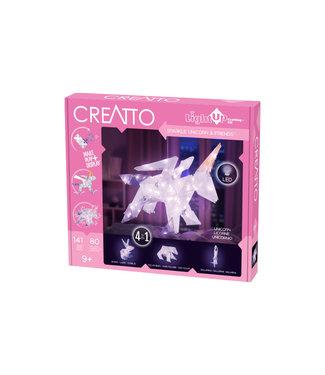 Thames & Kosmos Creatto Sparkle Unicorn & Friends