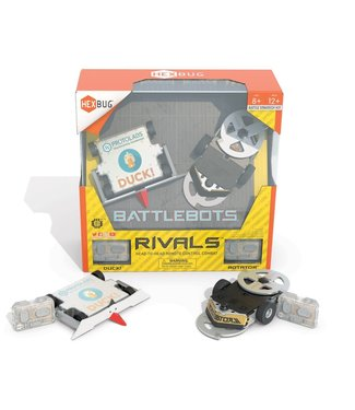 HEXBUG BattleBots  Rivals 5.0