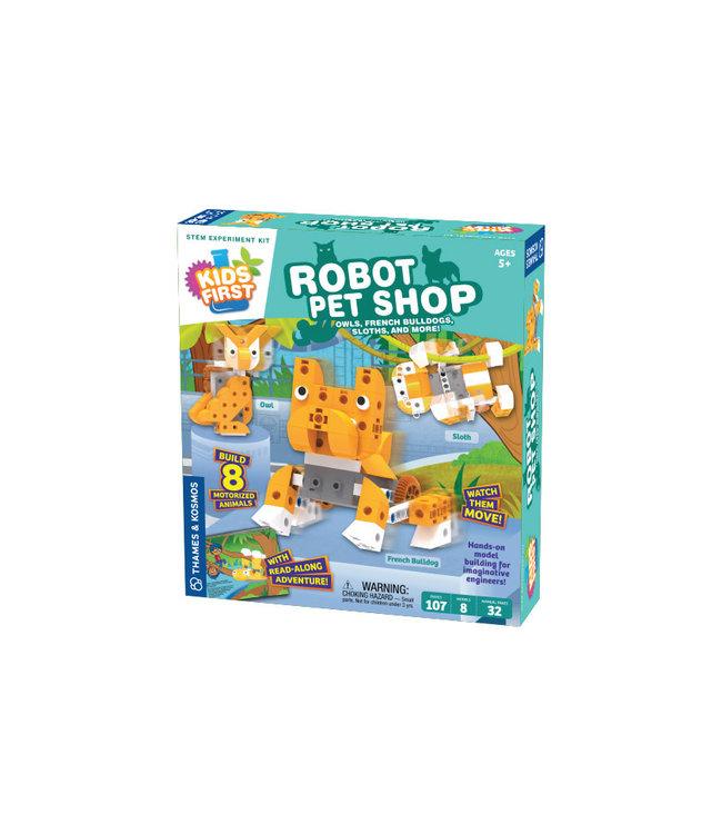 Signature Series Robot Pet Shop