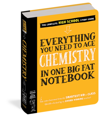 Workman Publishing Everything You Need to Ace Chemistry in One Big Fat Notebook: The Complete Middle School Study Guide