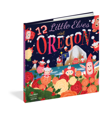 12 Little Elves Visit Oregon