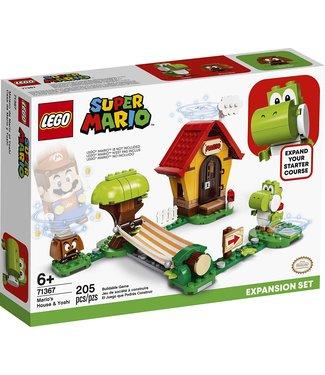 LEGO LEGO Mario's House & Yoshi Expansion Set - 71367 - T