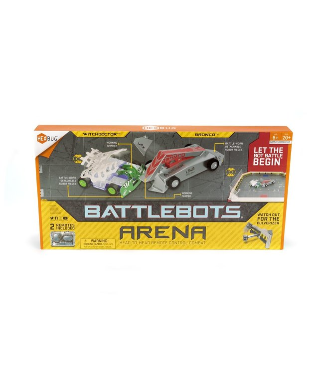 HEXBUG Battlebots Arena 3.0